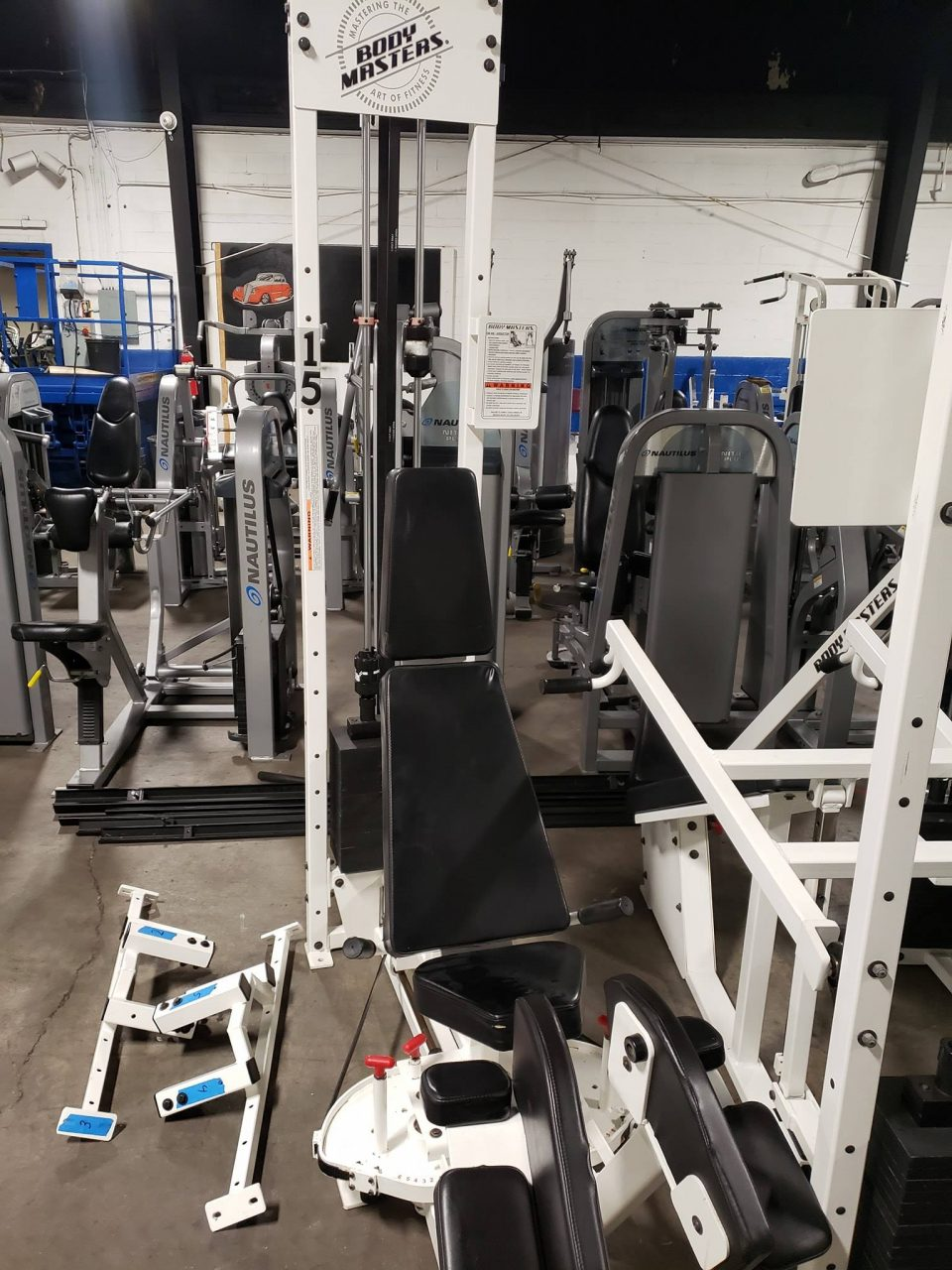 37 Piece Body Master Complete Gym Package Great Deal