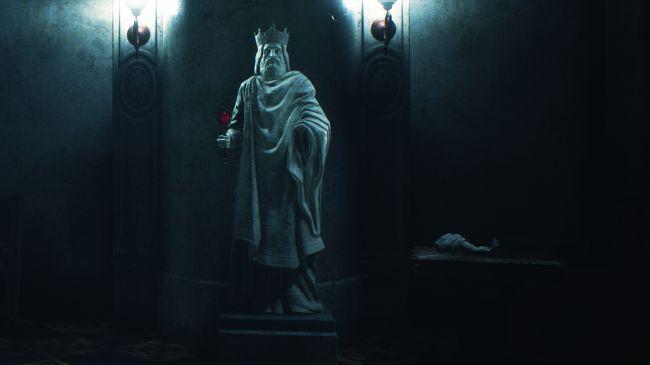 Statue Resident Evil 2: Remake