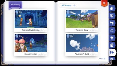Photo of All Hidden Scenery Ragnarok Mobile Eternal Love