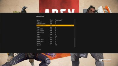 Photo of Cara Ganti Server dan Cek Ping di Apex Legends