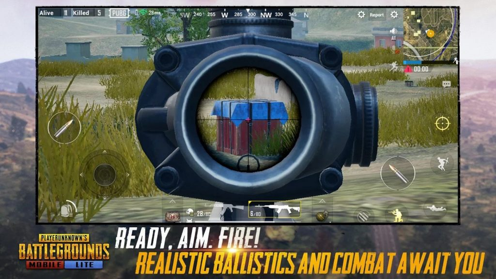 PUBG Mobile Lite Versi PUBG Mobile Untuk HP Low-End
