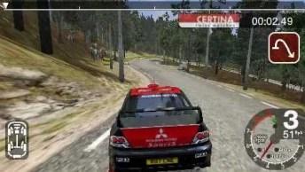 game balap mobil rally psp