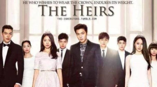 drama korea terbaik the heirs