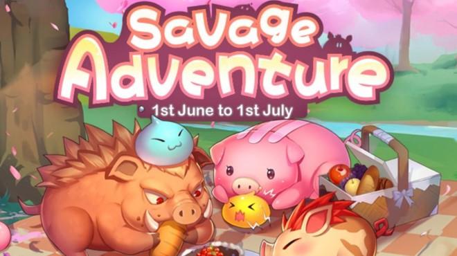 event savage adventure ragnarok mobile