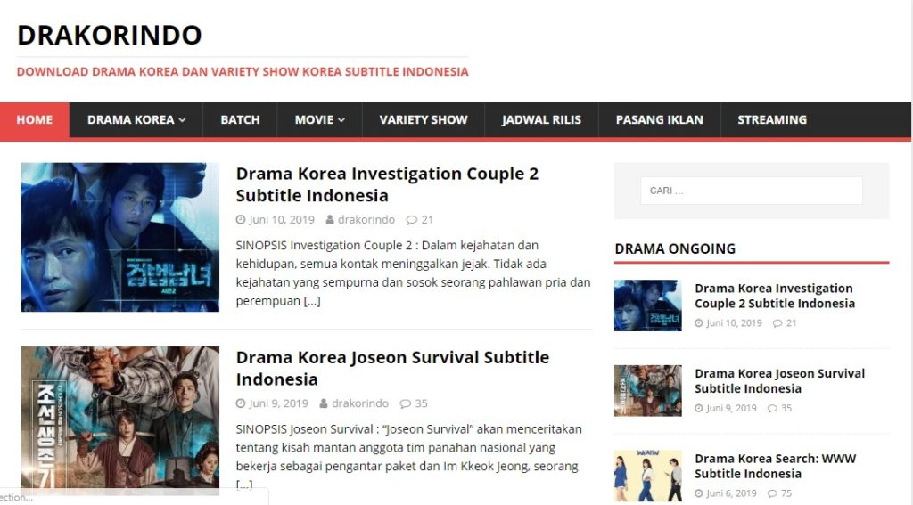 download drama korea touch your heart drakorindo