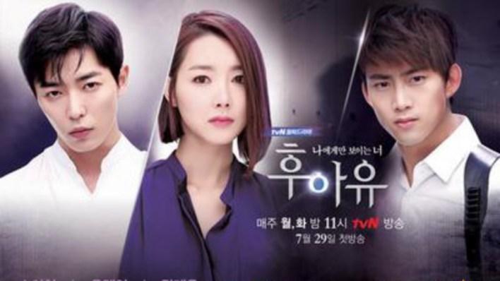 poster drama Korea who Are You tentang polisi
