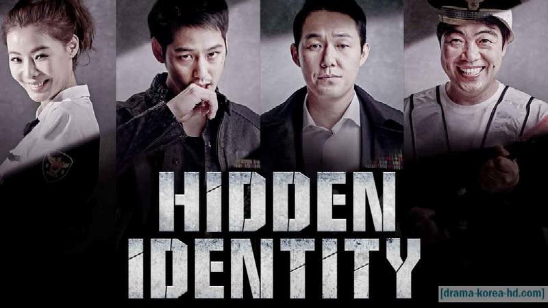 poster drama Korea hidden Identity tentang polisi