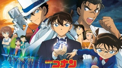 detective conan the fist of blue sapphire (2019)