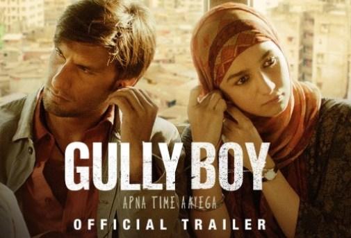 film india gully boy akan dirilis tahun 2019