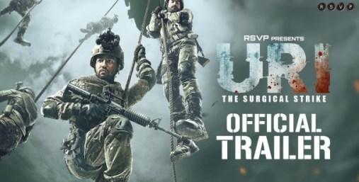 film india tahun 2019 uri the surgical strike