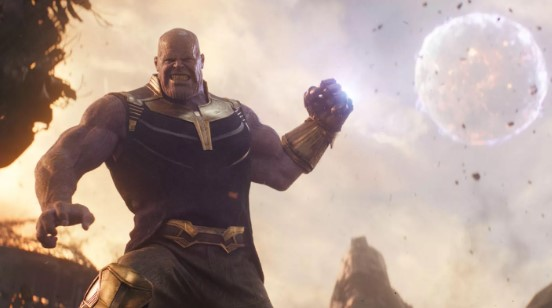 mengenal sosok karakter thanos di film avengers