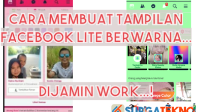 Photo of Cara Membuat Facebook Lite Berwarna, Dijamin Work!