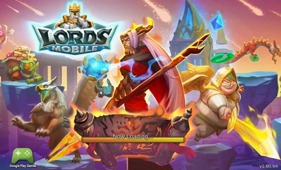 spesifikasi game lords mobile
