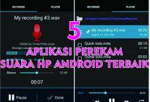 Photo of 5 Aplikasi Perekam Suara HP Android Terbaik