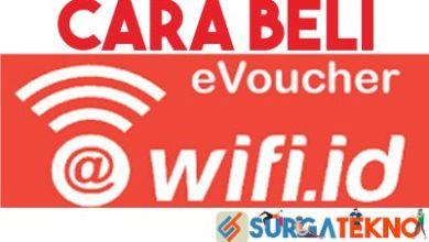 Photo of Cara Beli Akun/Voucher WiFi.id Mudah Banget, Dijamin Bisa!