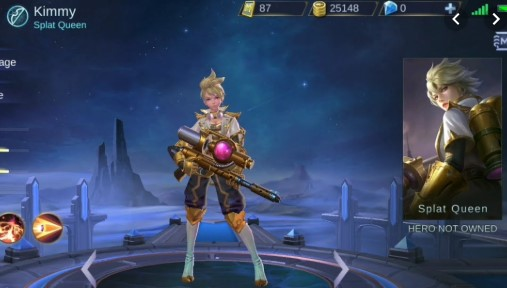 kimmy mobile legends