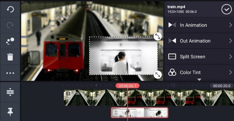 aplikasi edit video kinemaster pro