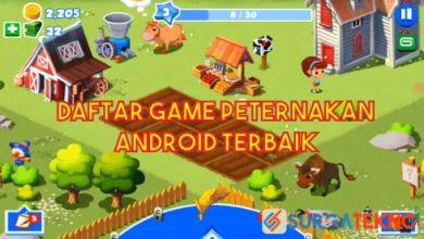 Photo of 5 Daftar Game Peternakan untuk HP Android Terbaik