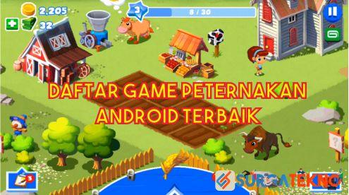 daftar game peternakan android terbaik