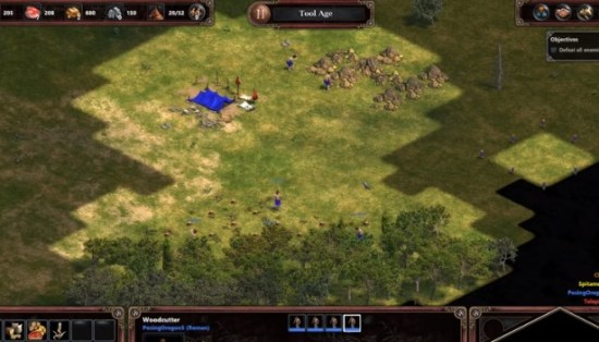 Age of Empire Gameplay
