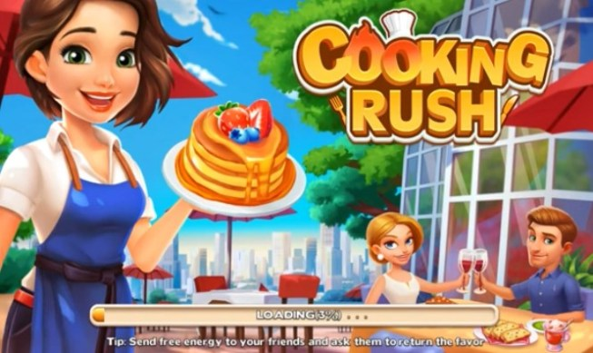 Cooking Rush