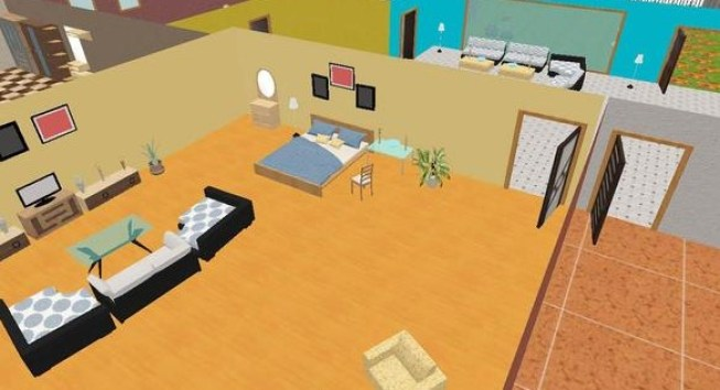 Design Home 3D Interior Planer