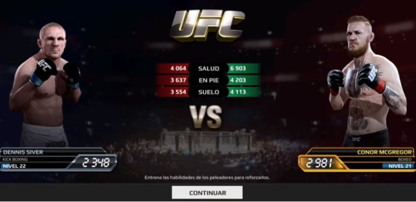 EA Sports UFC Android