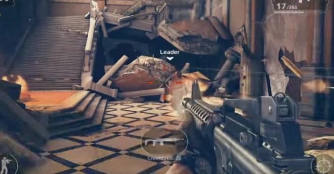 Modern Combat 5 Gameplay