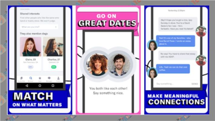 OkCupid Android - Dating Apps