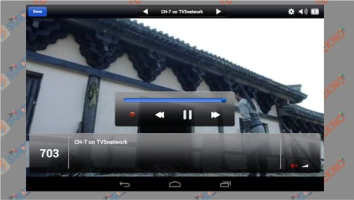 WiTV2 Viewer Android