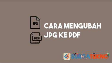 Photo of Cara Mengubah JPG ke PDF