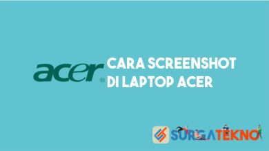 Photo of Cara Screenshot di Laptop Acer