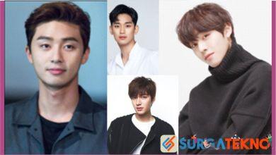 Photo of 5 Aktor Tampan Korea yang Sering Menghiasi Drama Korea