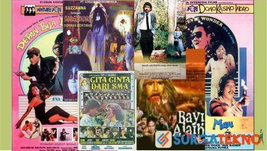 Photo of Inilah Rekomendasi Pilihan Film Jadul Indonesia