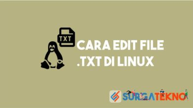 Photo of Cara Edit File Txt Di Linux