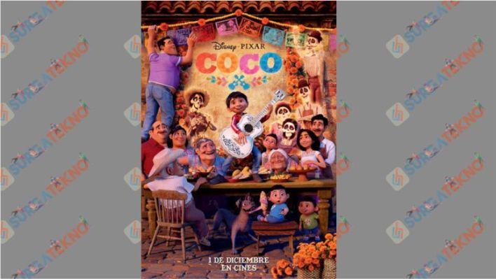 Coco - Film Animasi Terbaik