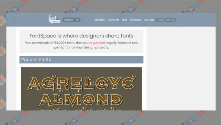 Situs Download Font Huruf Keren - FontSpace