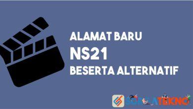 Photo of Alamat Baru NS21 Beserta Alternatif