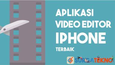 Photo of 7 Aplikasi Edit Video untuk iPhone