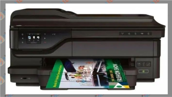 Printer All in One - HP Officejet 7612
