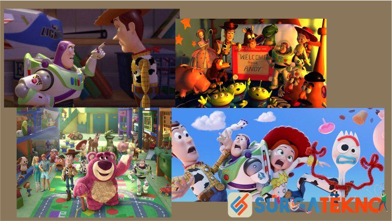 Urutan Film Toy Story