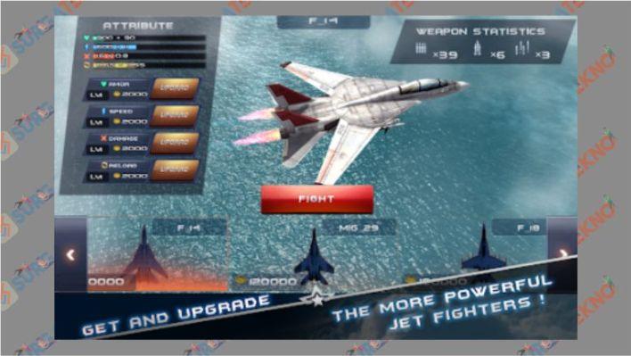 Air Combat Modern (3D)