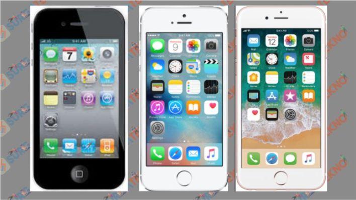 Cara Mengatasi Layar Mati untuk iPhone 4 hingga 6s
