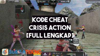 Photo of Kode Cheat Crisis Action [Lengkap]