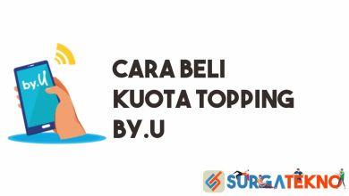 Photo of Cara Beli Kuota Topping by.u, Dijamin Berhasil!