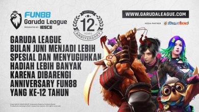 Photo of Garuda League Lebih Spesial karena Perayaan Anniversary Sponsor Utama