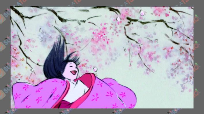 The Tale of Princess Kaguya (2013)