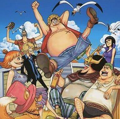 I do not own one piece! Fake Luffy One Piece Fake Mugiwara No Luffy Song Cd Music Software Suruga Ya Com