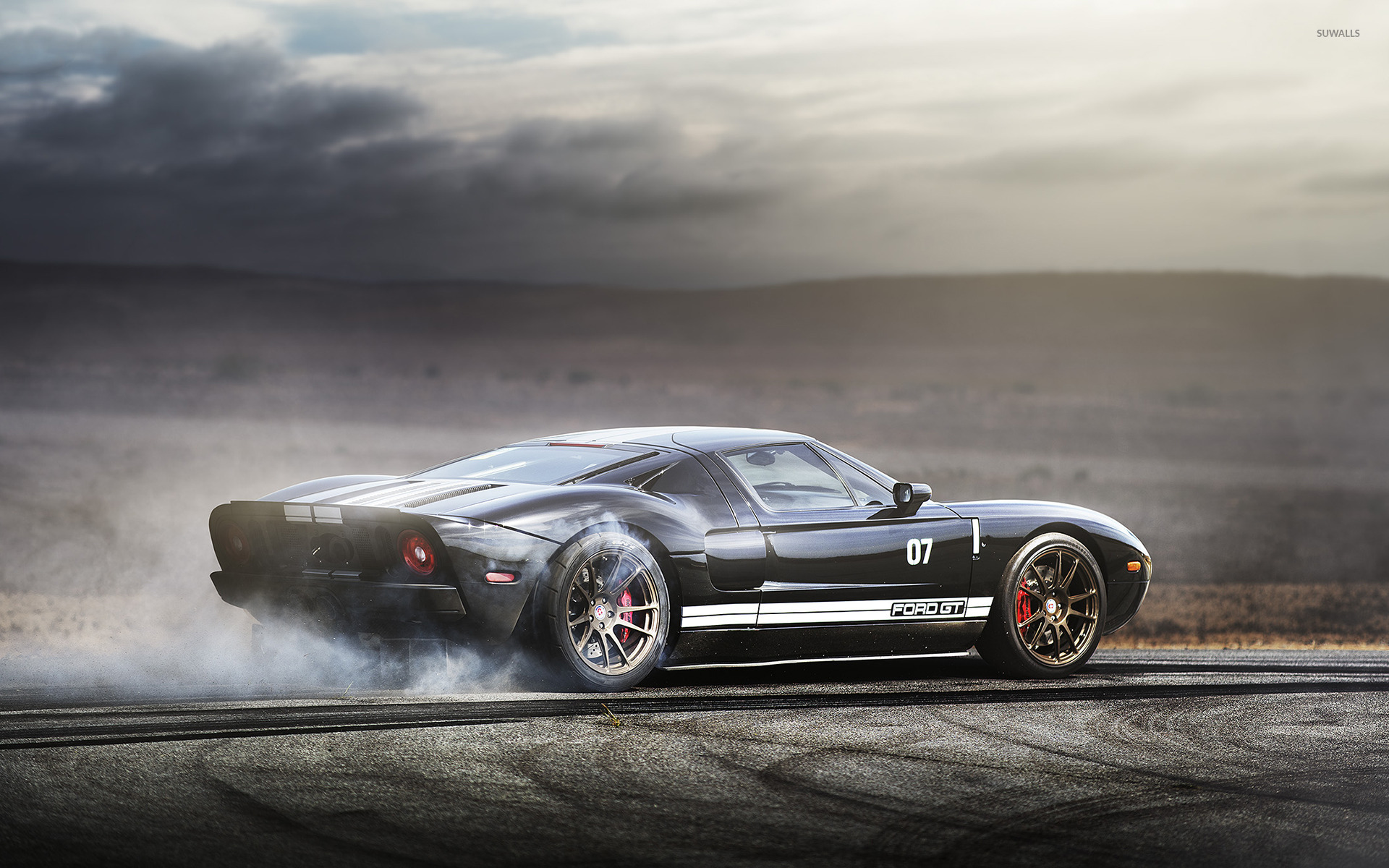 Ford GT 5 Wallpaper Car Wallpapers 42278