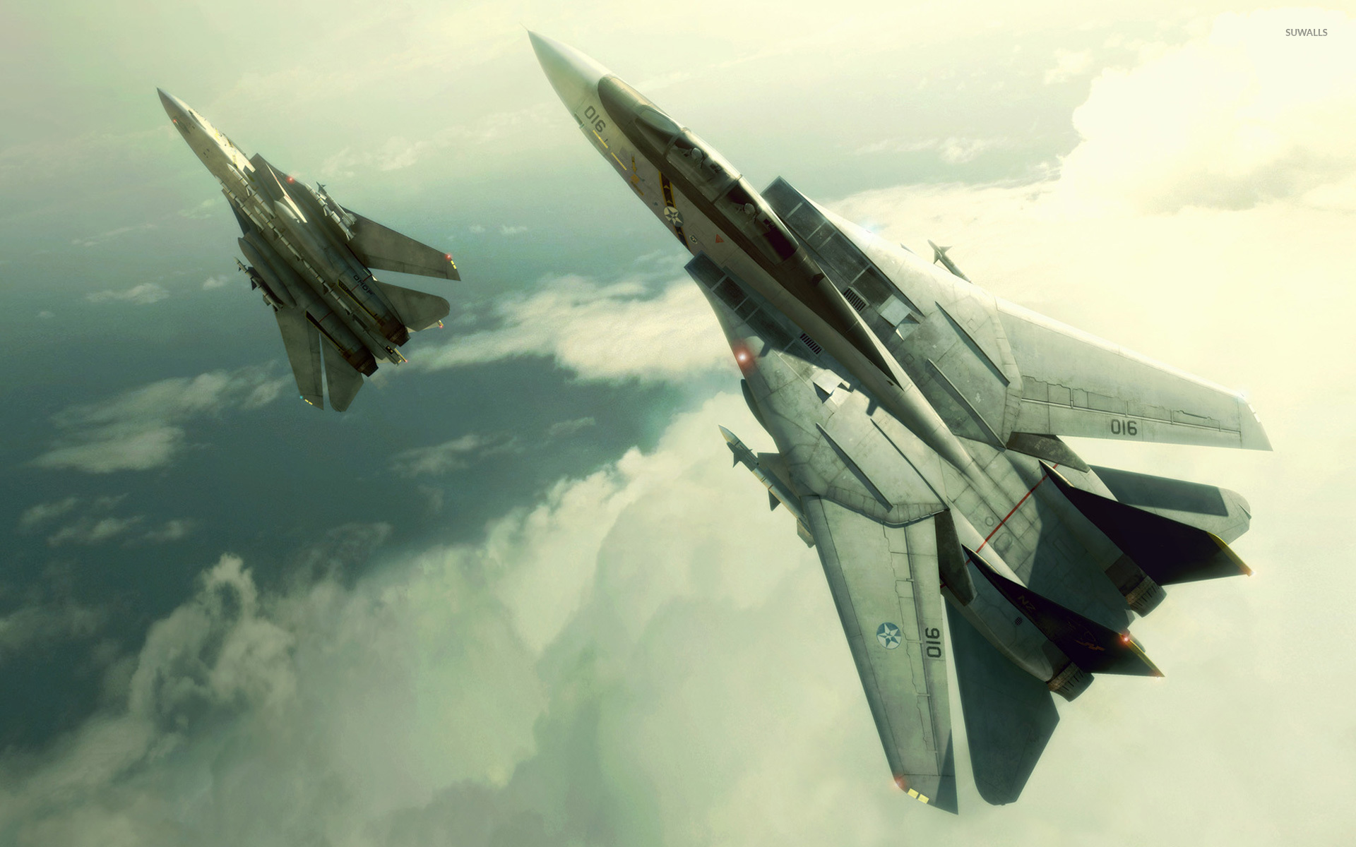 Ace Combat 5 The Unsung War Wallpaper Game Wallpapers
